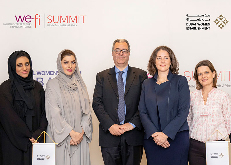 Global Women's Forum Dubai 2020 hosts regional summit of Women Entrepreneurs Finance Initiative on Forum Sidelines