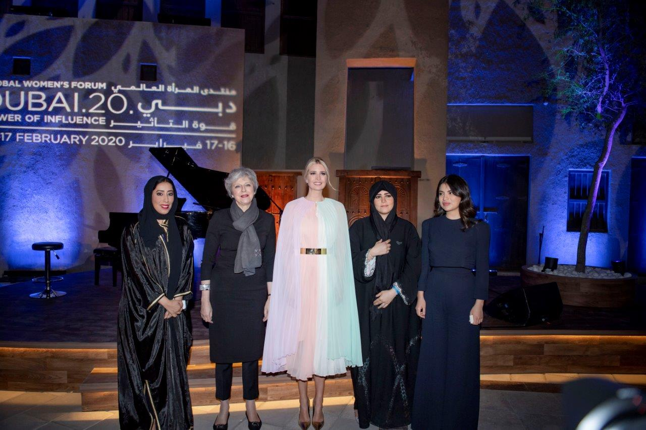DWE and Dubai Culture host gala dinner for guests of Global Women's Forum Dubai at Al Shindagha Historic Neighbourhood