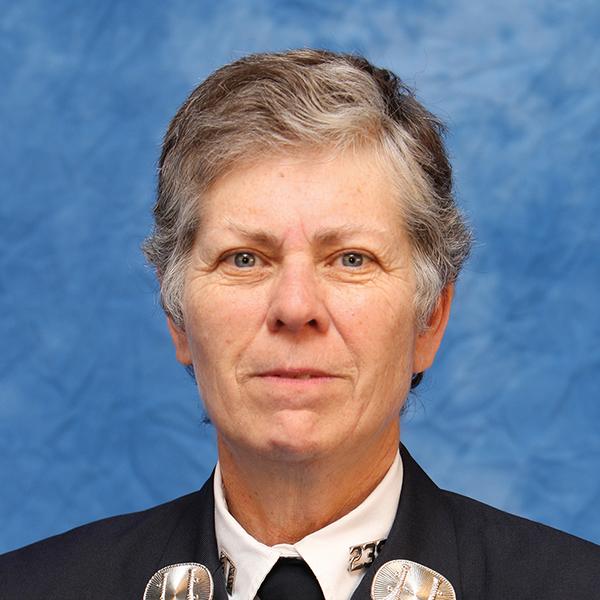 Captain Brenda Berkman
