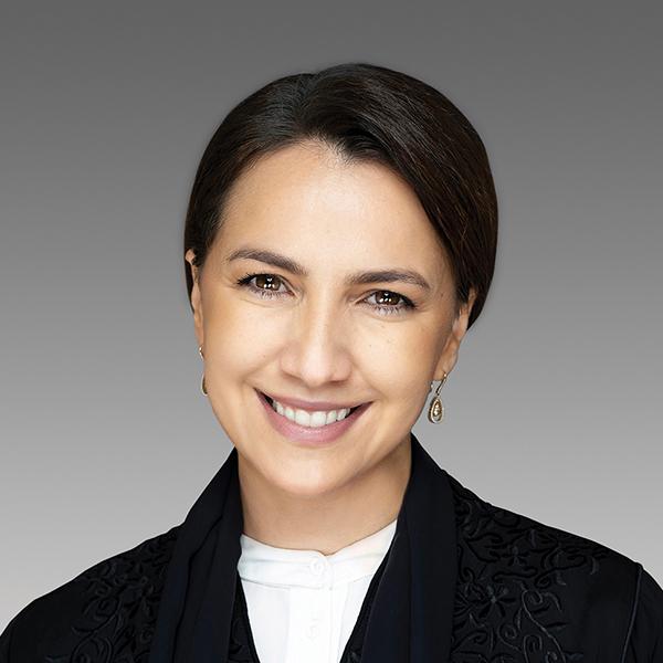 H.E. Mariam Al Mheiri