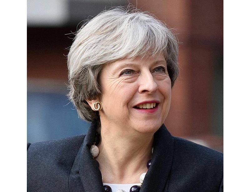 Former UK Prime Minister Theresa May to address Global Women's Forum Dubai 2020 next week