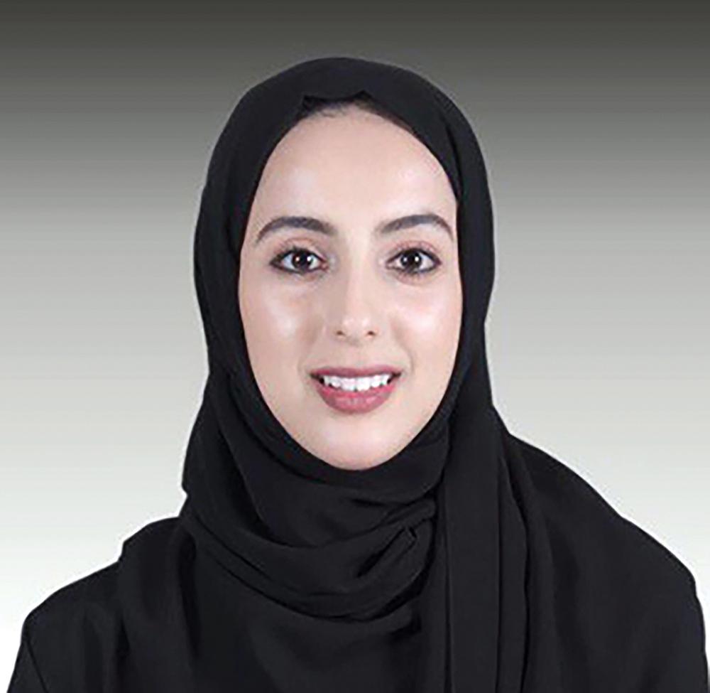 H.E. Shamma Almazrouei