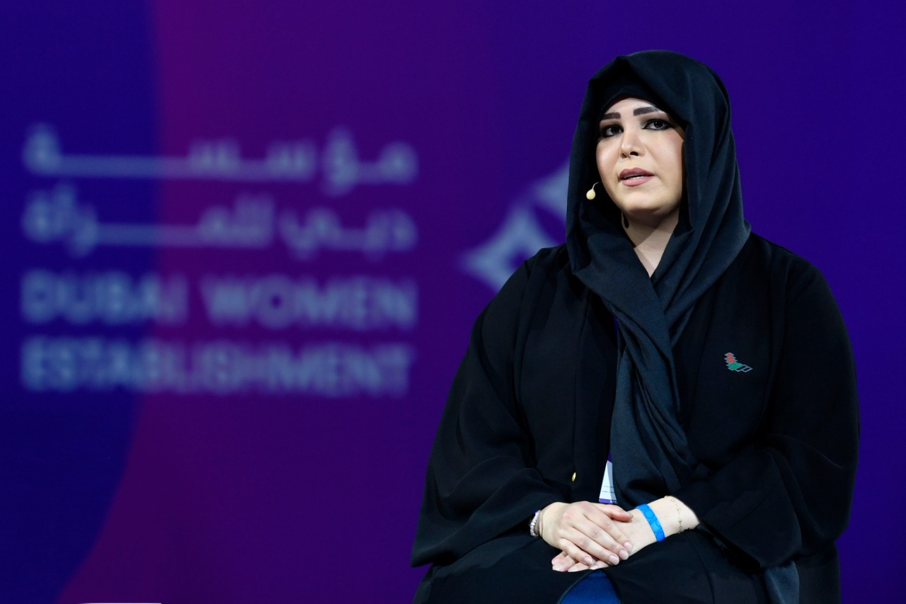 HH Sheikha Latifa at GWFD 2020: It's important to support women in whatever they want to do