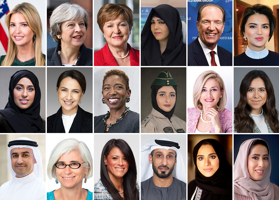 Manal bint Mohammed welcomes world leaders and experts to Global Women's Forum Dubai 2020