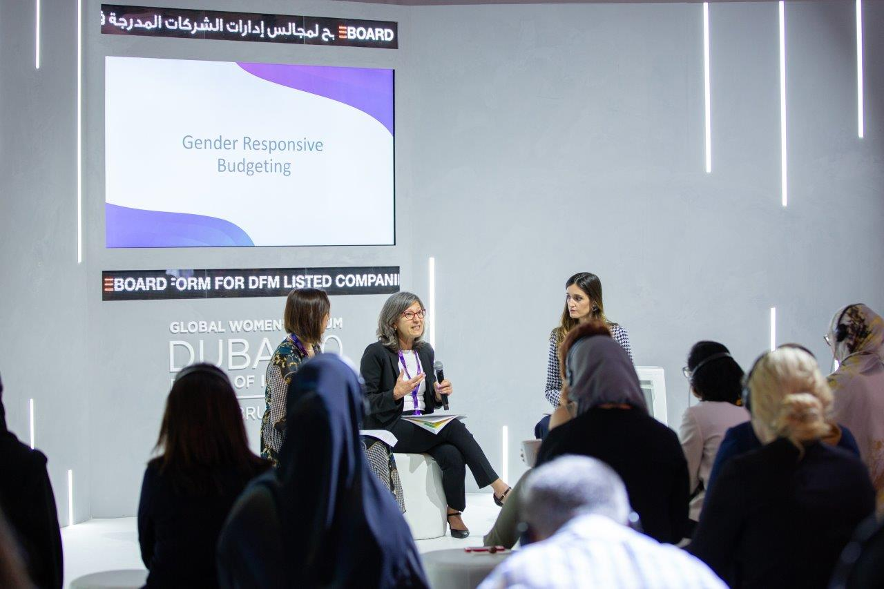 Speakers at GWFD 2020 emphasise importance of allocating budget for gender balance